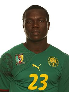 Vincent ABOUBAKAR<br><font size=1>Cameroun</font>